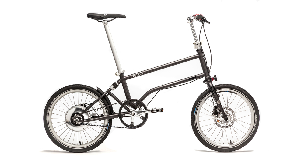 Vello bike plus Augsburg Bullitt Store